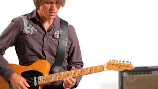 How to Play Vibrato   Country Guitar