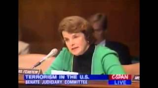 Dianne Feinstein has/had a concealed weapons permit