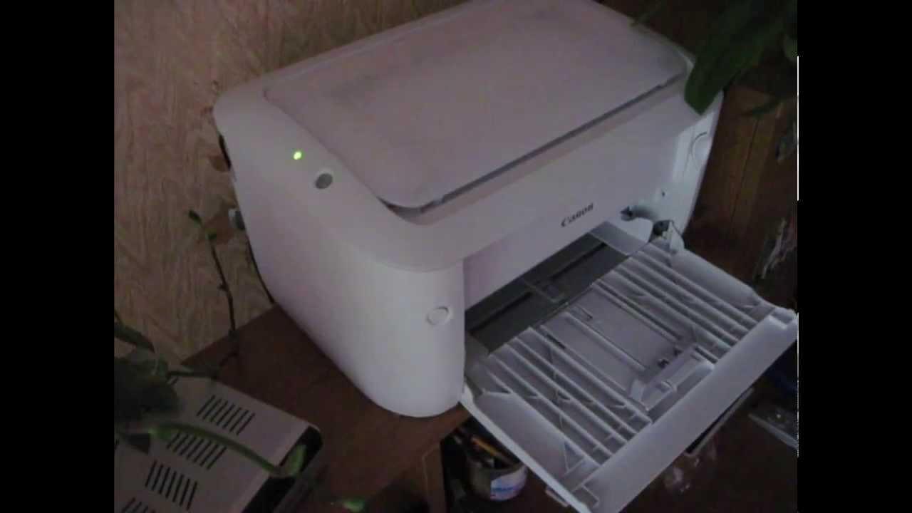 Скачать драйверы к принтеру canon lbp6000b