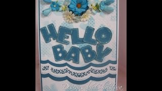 Spellbinders Alphabet Stencil  (card-making-magic.com)