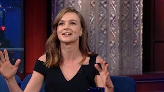 Carey Mulligan Got To Run From An Explosion During