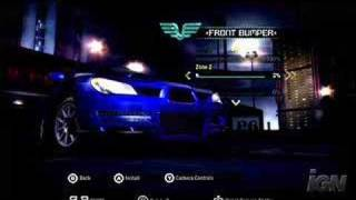 Need for Speed Carbon - Ridin Dirty