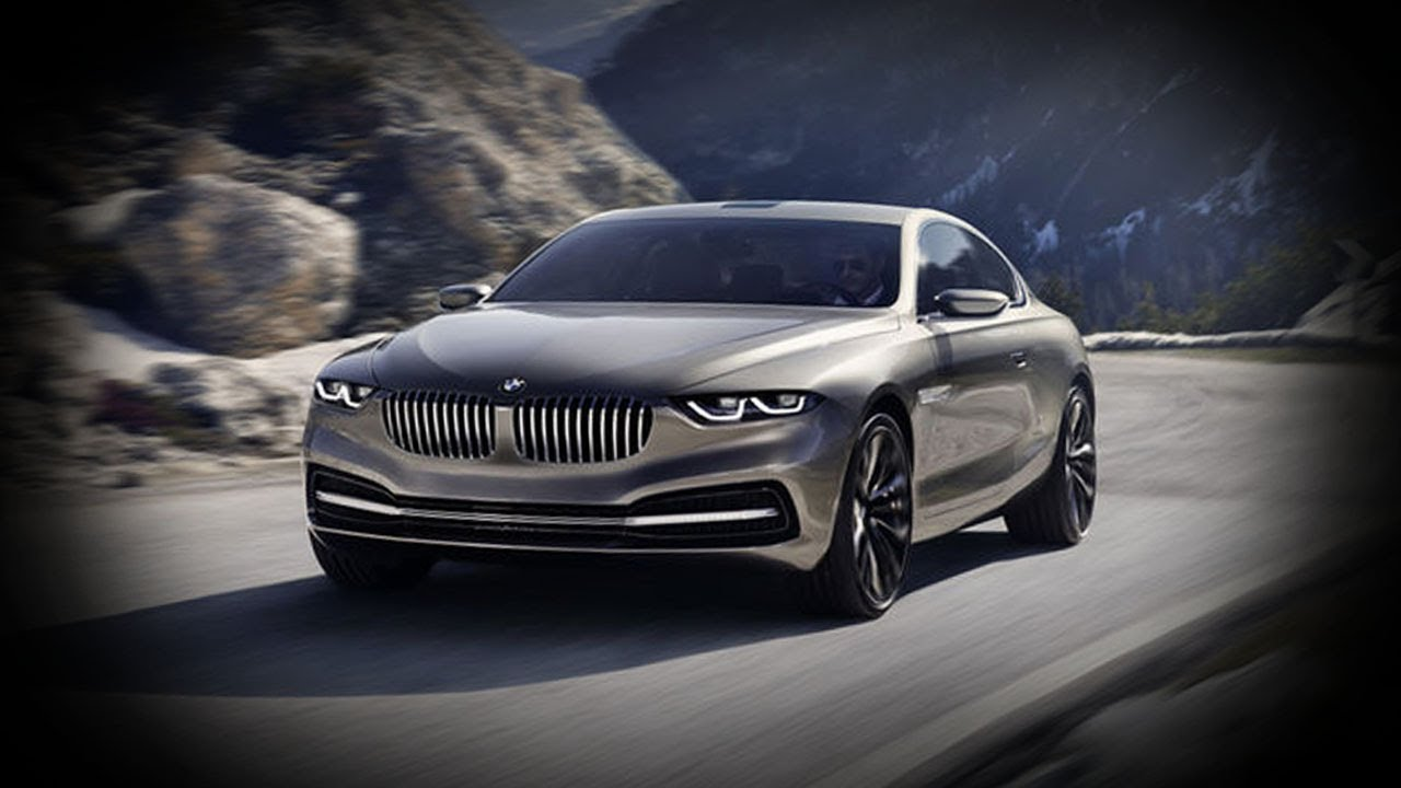BMW Series Concept Going To Beijing Motor Show YouTube - 2014 bmw 850i price