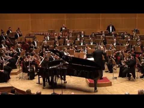 Márton Illés: Rajzok II for piano and orchestra  1st movement excerpt