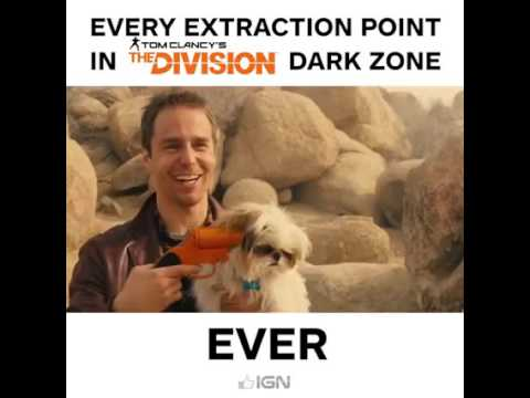 hqdefault ign every extraction point in the division youtube,The Division Memes