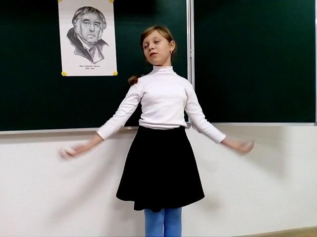 Изображение предпросмотра прочтения – ТатьянаНосикова читает произведение «Мартышка и очки» И.А.Крылова