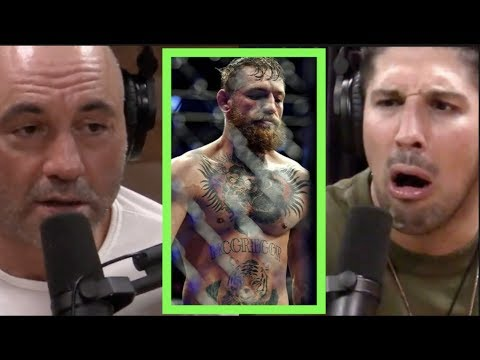 Clint August - Joe Rogan - The Reason Conor vs. Cowboy Isn't Happening. Language and funny