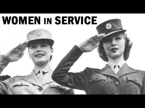 Women in Service: The Price of Liberty | US Department of Defense Documentary | ca. 1954