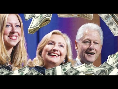 Establishment Democrats Are Worried About The Clinton Foundation