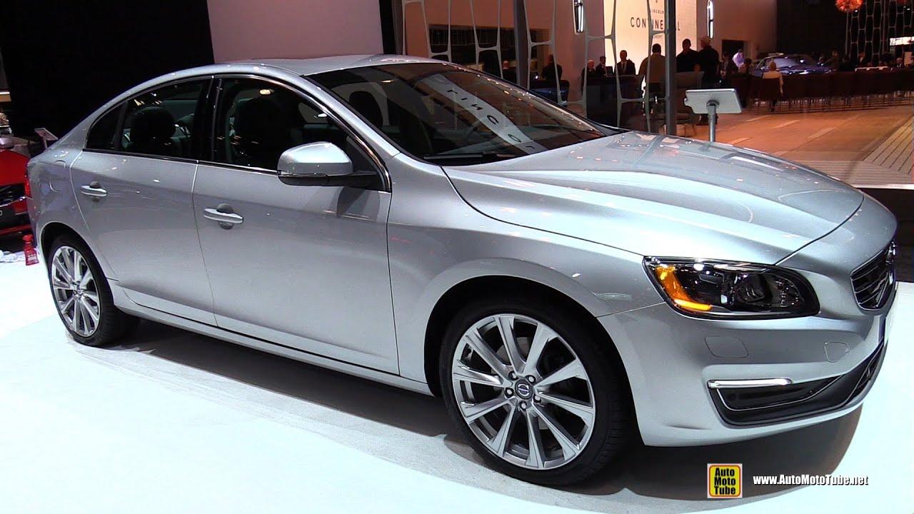 volvo s60 2015 exterior. 2015 volvo s60 t5 awd inscription exterior and interior walkaround new york auto show