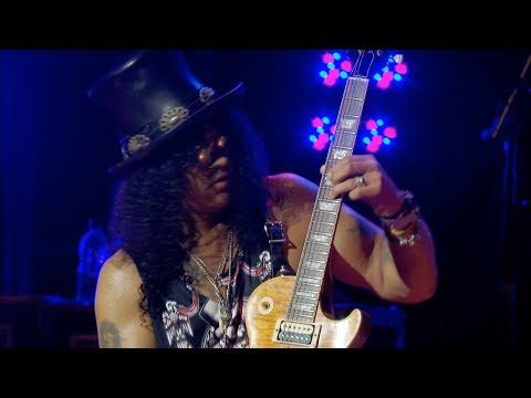 Slash ft. Myles Kennedy — Made in Stoke 24/7/11 — Almost Full Concert
