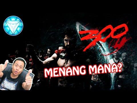 SPARTAN vs PERSIAN.. MENGULANG FILM 300!! - Ultimate Epic Battle Simulator Indonesia