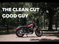 Moto Guzzi V9 Roamer The Clean Cut Good Guy