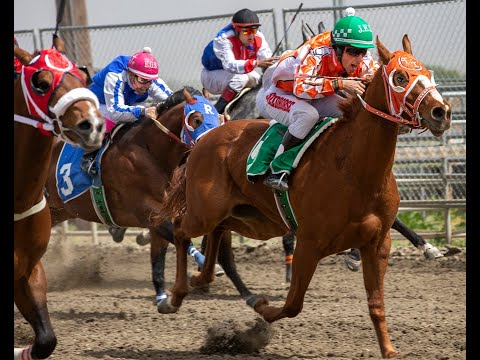 Scenes From Sun Downs Horse Racing Opening Weekend