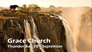 September 20th, 2020-Pastor Martin Lord (Grace Church)