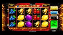 SUPER HOT FRUITS(12€ bet ) Novibet slots online casino