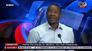L'ESSENTIEL  / Serigne Saliou GUEYE / Jeudi 23 Janvier 2020 - SenTv