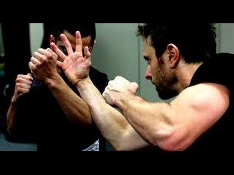 Krav Maga Technique Using Common Object to Fight w/ AJ Draven - Create a Distraction Self Defense