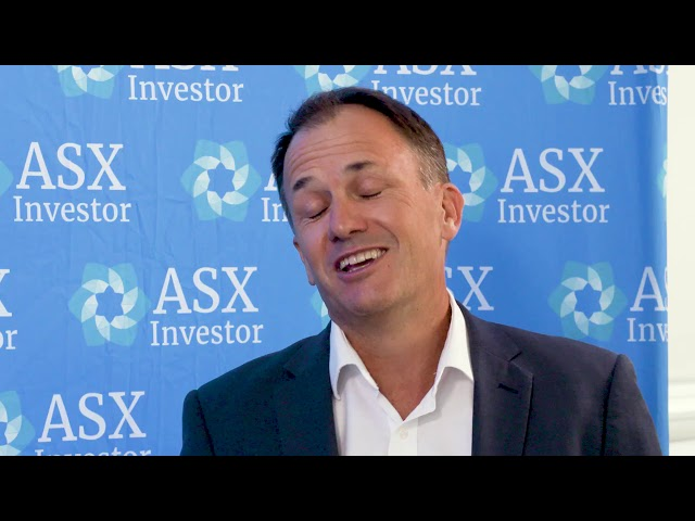 ASX Investor Gold Day CALIDUS DAVID REEVES