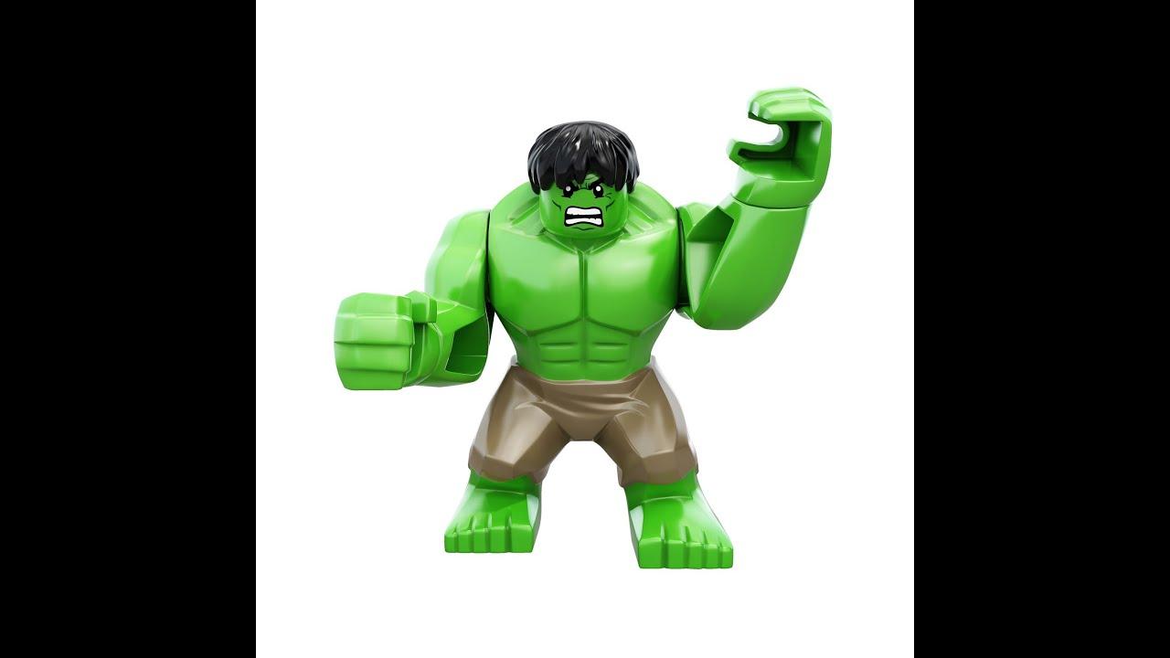 lego avengers hulk vs thor - photo #34