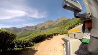 Kolukkumalai – World's Highest Tea Plantation – Jeep Trekking