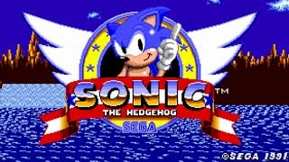 Sonic The Hedgehog - Full Playthrough