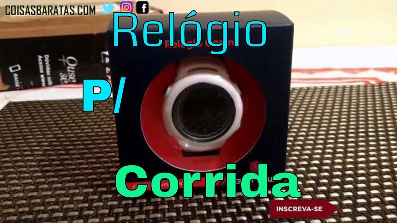 7cafd9dd235 Relogio GoNew Energy 2 Barato - Promoção 2 por R  99