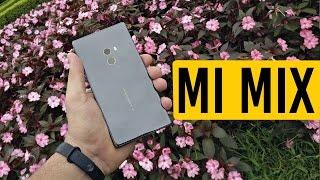 Xiaomi MI MIX - O celular QUASE SEM BORDAS (Unboxing)