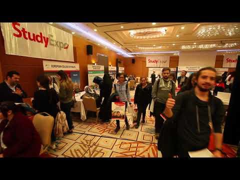 StudyExpo Secondary and Higher Education Fair 2017, Ankara
