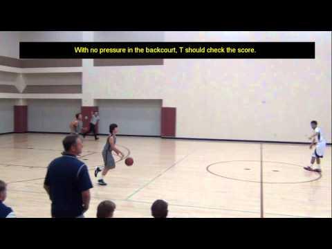 Game Management (2 point shot)