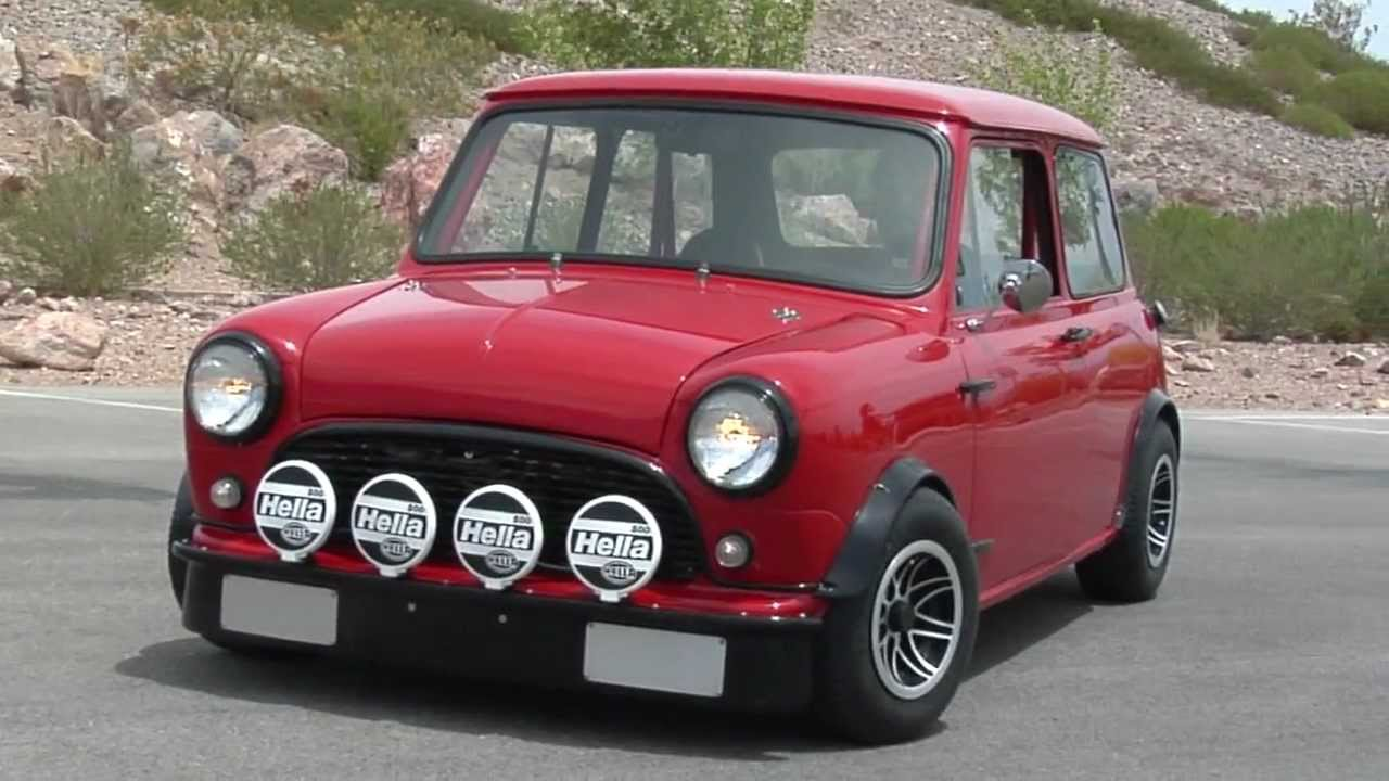 1967 Austin Mini Mk I Cooper Speed Street And Track Racer