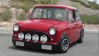 1967 Austin Mini Mk I Cooper Speed Street and Track Racer by Viva Las Vegas Autos