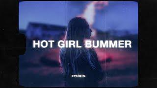 Download blackbear - hot girl bummer (Lyrics)