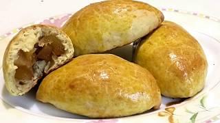 БЫСТРОЕ ТВОРОЖНОЕ ТЕСТО. Пирожки с яблоками/Fast cottage cheese dough. Apple pies