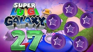 Let's Play Super Luigi Galaxy Part 27: Challenge Ball & Challenge Surfen