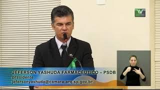 PE 34 Jeferson Yashuda Famarcêutico