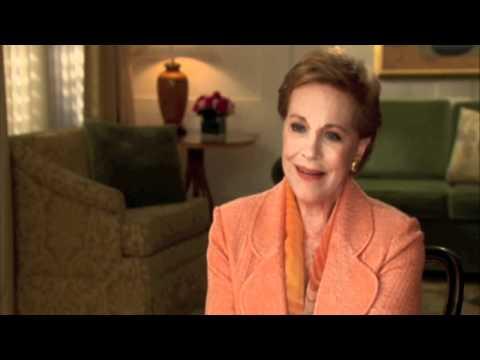 Julie Andrews: Princess Diaries 10th Anniversary Interview [HD]
