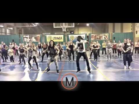 MO DIAKITE: Shekini  PSQUARE African style, Zumba® fitness choreography