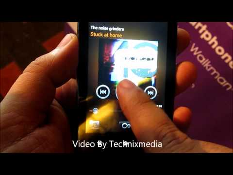 Sony Xperia Tipo And Tipo Dual SIM User Interface Walkthrough
