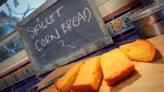 Skillet Corn Bread Recipe