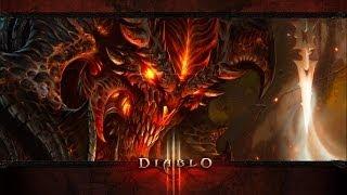 Diablo 3 - Barbarian - Full Earth set + Lut sock,  immortal set,  Mad monarchs scepter