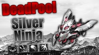 BangBang 2 - Dead Pool Skin Silver Ninja