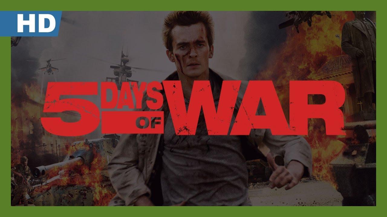 5 Days of War (2011) Trailer