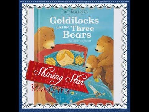 Goldilocks And The Three Bears (First Readers) By Gavin Scott - Read2Me