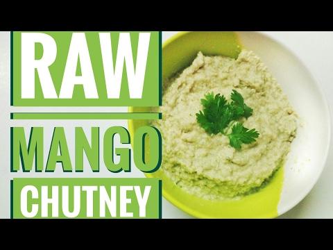 Easiest Raw Mango Chutney/kukkuda or maavinkai chutney/ cooking without fire/coconut chutney