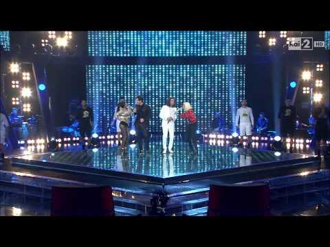 The Voice IT | Serie 2 | Live 3 | Il Team Carrà canta
