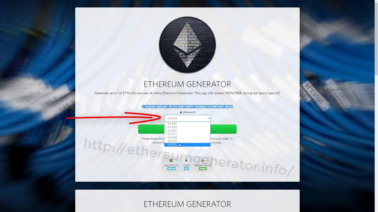 Free Ethereum - Ethereum Faucet | Tested & Working 2017! - YouTube