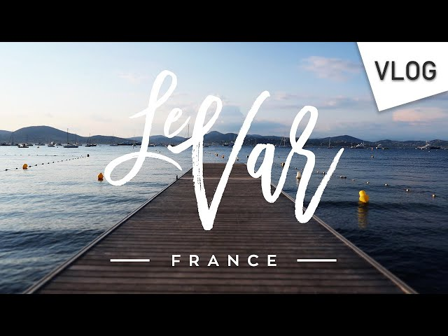VLOG Balade photographique - Var, France