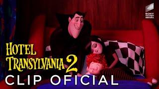 HOTEL TRANSILVANIA 2. Canta con Drac y Mavis. Ya en cines