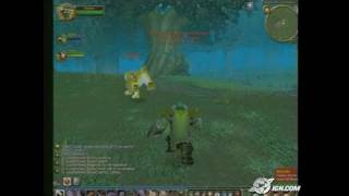 World of Warcraft PC Games Gameplay - Chasing the Horde